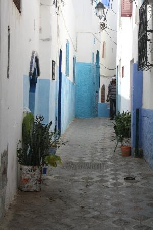 Magia marruecos: La Blanca Ashilla