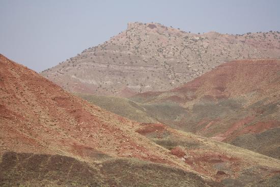 Magia marruecos: Los colores de la tierra Alto atlas