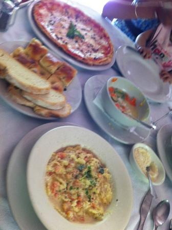 Cafe Santa Fe: sopa del día