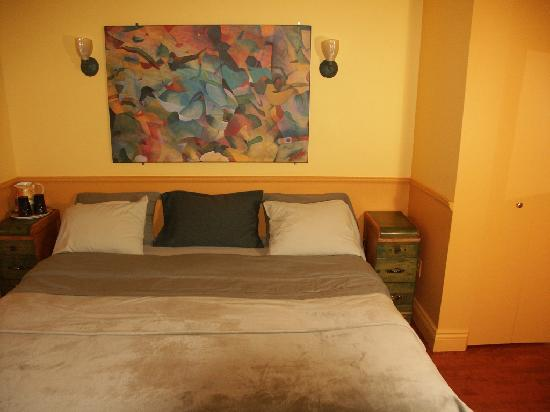 Au GitAnn B&B : Picasso suite room