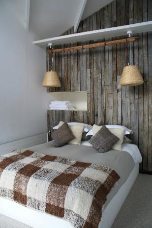 Kau Patagonia: Habitación matrimonial