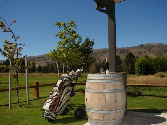 Carrick Lodge Motel: Golf Course within 200m from your room.