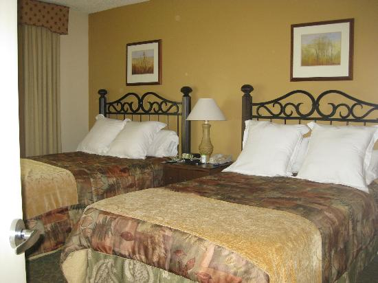Marriott's StreamSide Evergreen at Vail: Two great beds in 2nd guestroom