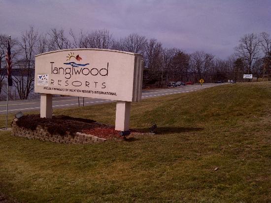 Tanglewood, Hawley, PA - Picture of Tanglwood Resort, Hawley