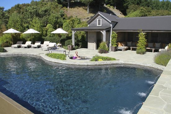 The Farm at Cape Kidnappers : The Pool