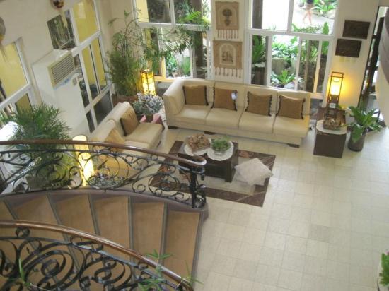 โรงแรมซูบิกพาร์ค: hotel lobby