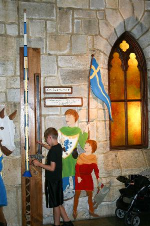Children's Museum of the Lowcountry: The Medieval Creativity Castle at CML
