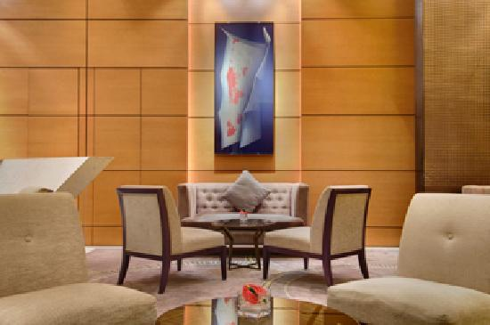 Marco Polo Parkside Beijing: Lobby Lounge