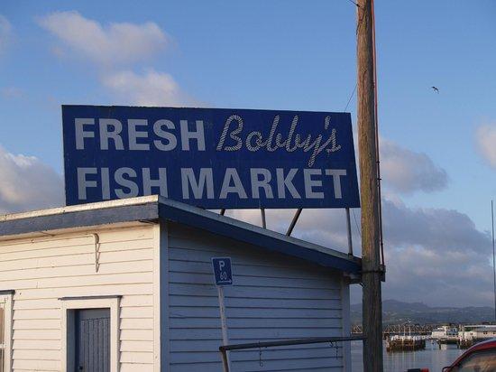 Bobby 39 s fresh fish market tauranga restaurant reviews for Chinese fish market near me
