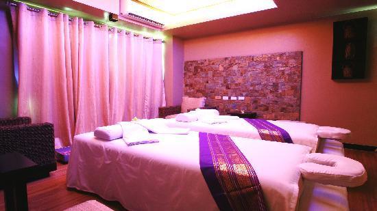 Widus Hotel and Casino: Aisia Spa