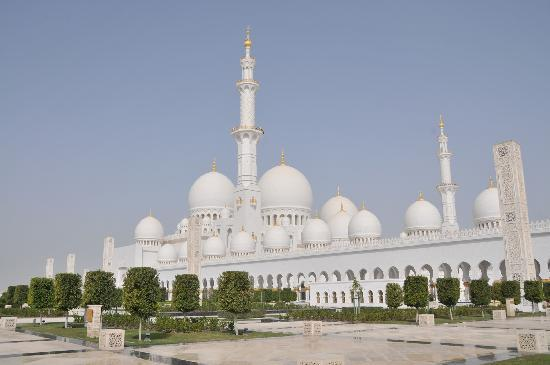 Dress Code Picture Of Sheikh Zayed Mosque Abu Dhabi