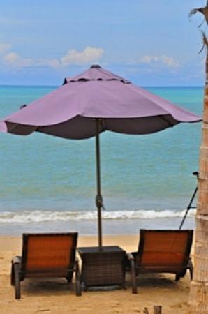 Beyond Resort Khaolak: At the beach