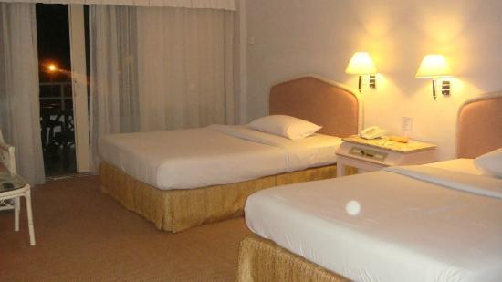 โรงแรมแกรนด์มูเทียรา: Room View