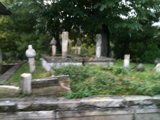 Villa Fortuna B&B: Cemetery of youths