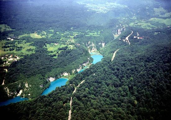 Veliki Slap : National Park Plitvice by Dr.sc Srecko Bozicevic