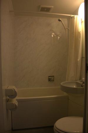 Ryokan Katsutaro: Bathroom