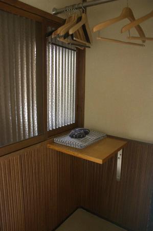 Ryokan Katsutaro: Hanger