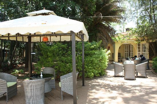 Ufanisi Resort Kisii: Grounds