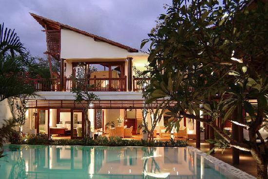 Villa Casis : Exterior