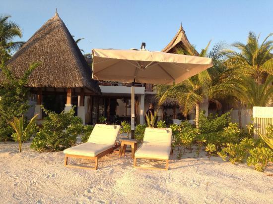 Jumeirah Vittaveli: Villa