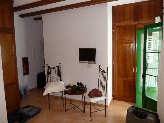 Mariano Apartamentos : habitación