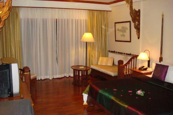 Krabi Thai Village Resort: Вид на номер
