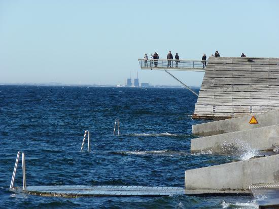 HSB Turning Torso : Observation point on the pier