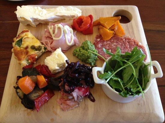 Say Grace Cafe & Larder: Lunch Platter