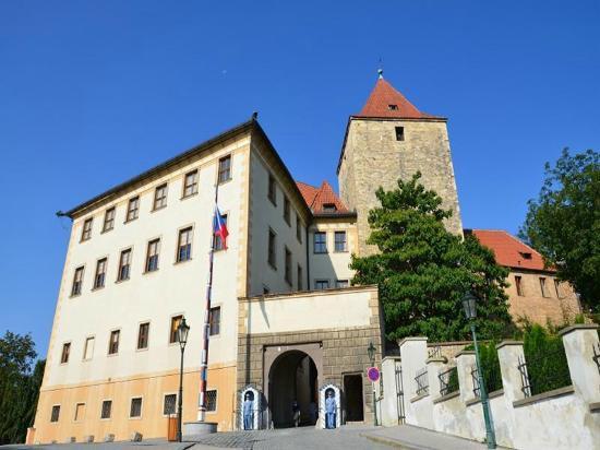Lobkowicz Palace: esterno