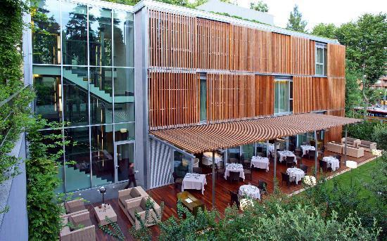 ABaC: Terraza restaurante