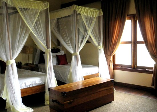 Neptune Ngorongoro Luxury Lodge: Schlafzimmer