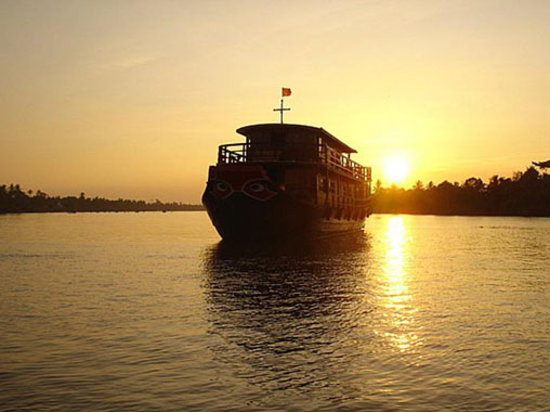 Провинция Тьензянг, Вьетнам: Mekong Emotion Cruise