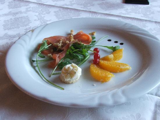 Hotel Azola: Gourmet