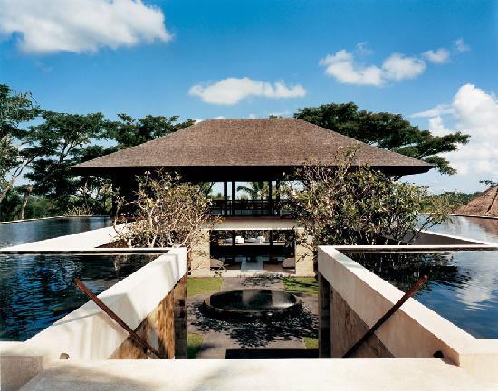 COMO Shambhala Estate: Ojas Building