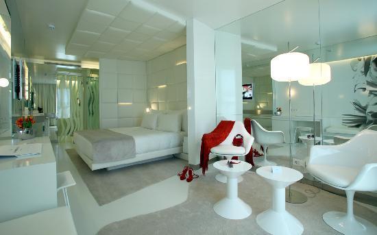 The Mirror Barcelona: Habitación Deluxe