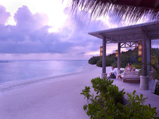Shangri-La's Villingili Resort and Spa Maldives: Romantic getaway