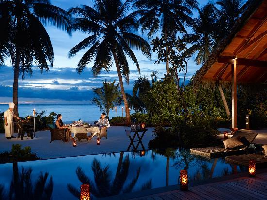Shangri-La's Villingili Resort and Spa Maldives: Exquisite dining