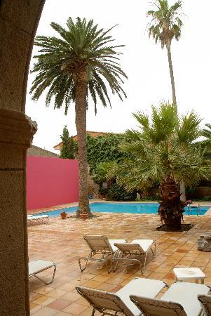 Hotel Canet : PISCINA