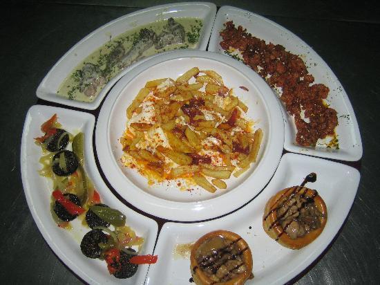 Ruedas De Picoteo Gastronomia De La Zona Picture Of Hotel Vejo Reinosa Tripadvisor