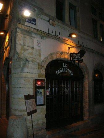 Le Cabaretier