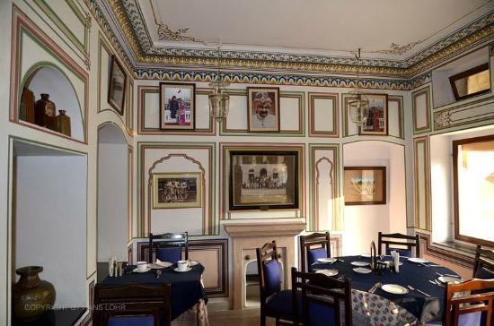 Mandawa, Inde : Hotel