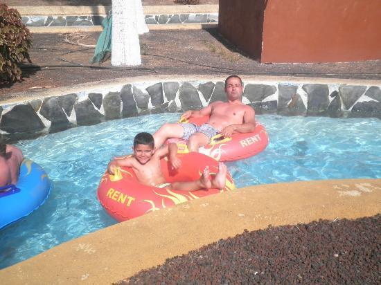 Aquapark Octopus: Rio manso