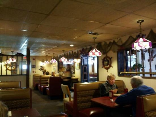 View Inside - Picture of Lobster Boat Restaurant ...