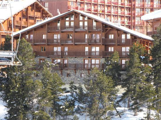 Residence Chalet des Neiges Arolles: our chalet