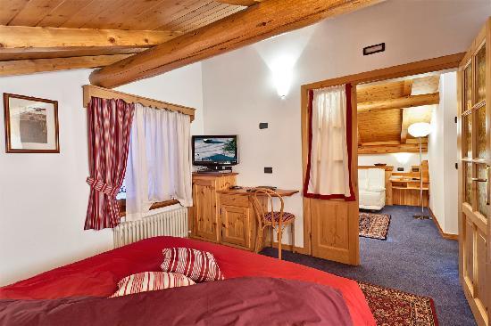 Hotel Livigno: Suite 21