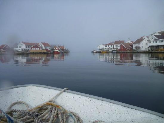 Korshamn Rorbuer: Korshamn