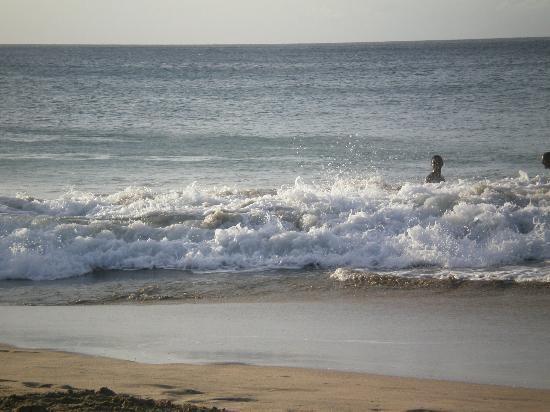 Hotel Au 'Ti Sucrier: la plage de Leroux