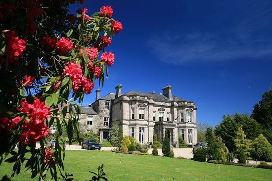 Tre-Ysgawen Hall, Country House Hotel and Spa