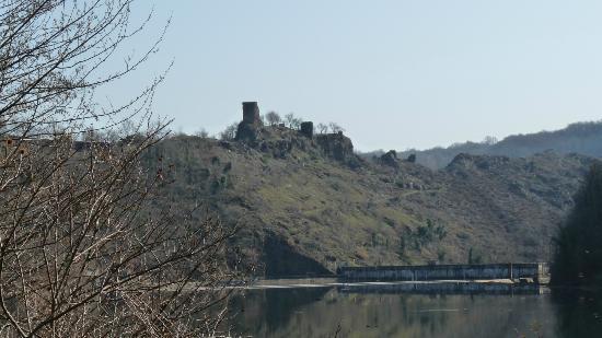 Chambre D'hotes La Croix D'helene : Ruine du Chateau du Truyes