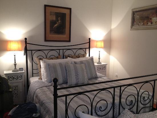 Boogaard's Bed and Breakfast: dormitorio principal